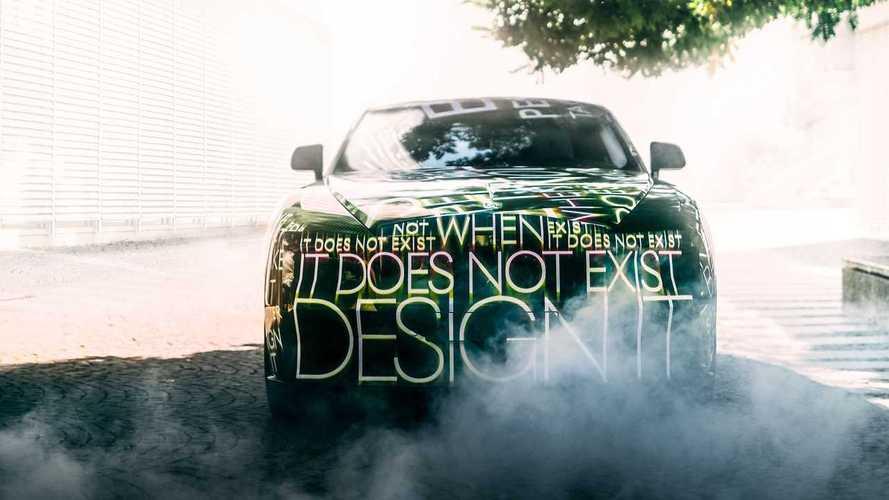 2024 Rolls-Royce Spectre teaser