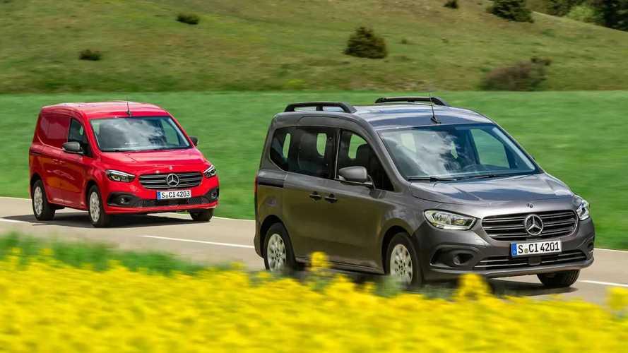 Mercedes Citan (2021): Die Preise beginnen bei rund 23.000 Euro