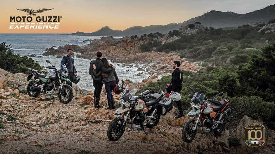Go On An Adventure With The 2021 Moto Guzzi Experience
