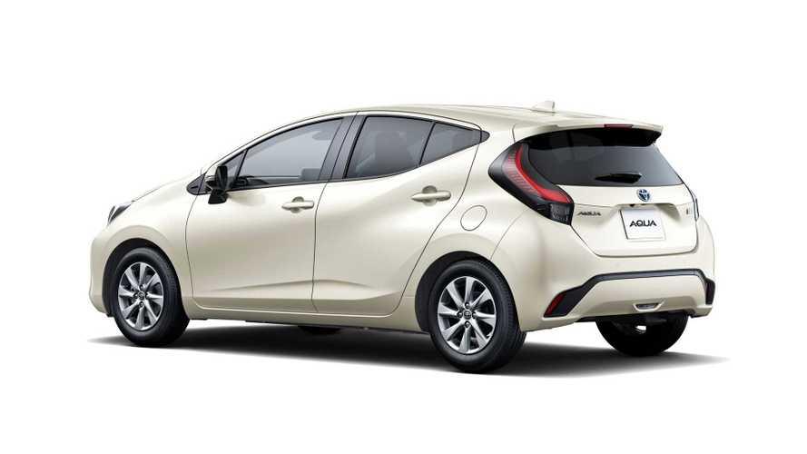 Toyota Aqua 2022 (JDM)