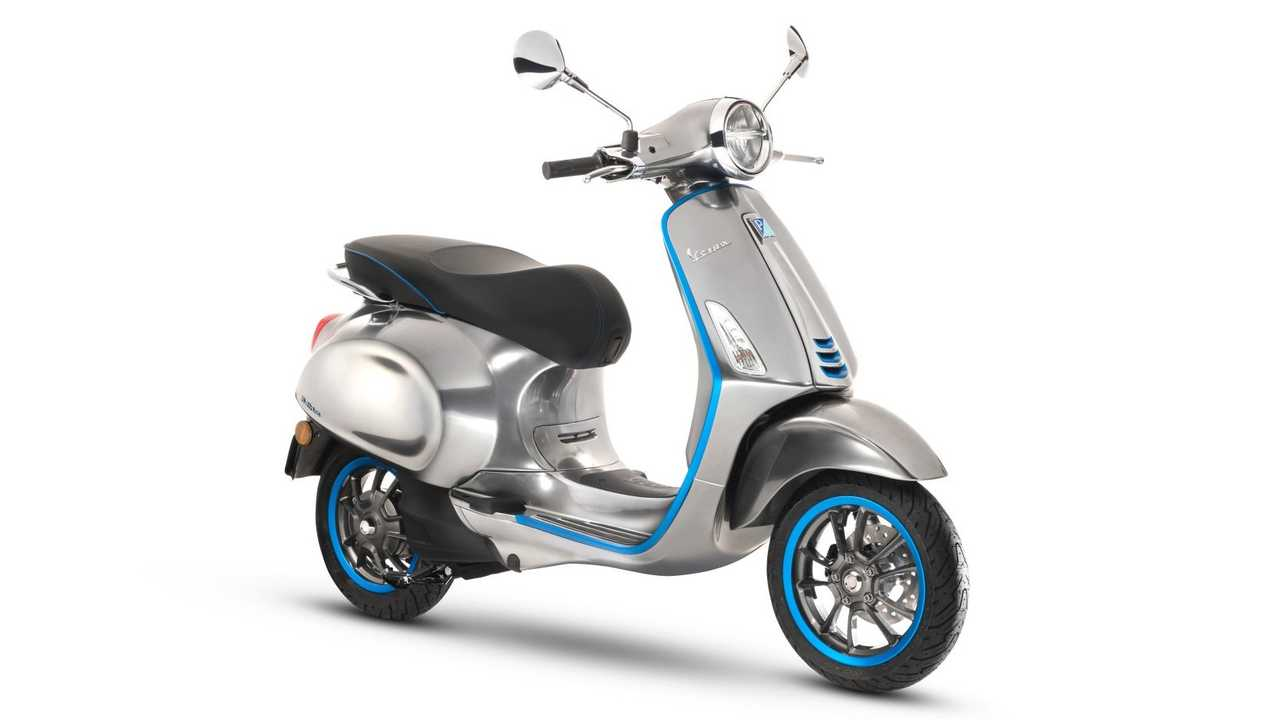 Italy Electric Two-Wheeler Growth 2021