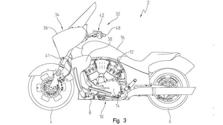 Patent: 2022 Indian Pursuit