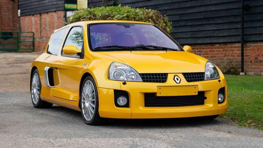 Renault Clio V6 del 2005