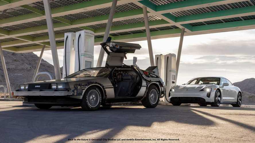 Vissza a jövőbe a Porsche Taycannal?