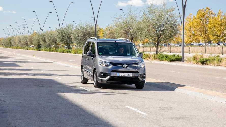 Toyota Proace City Verso Family, a prueba