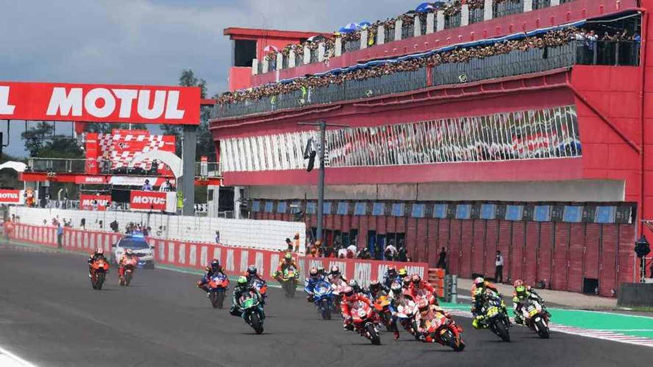 2021 Argentine GP Canceled