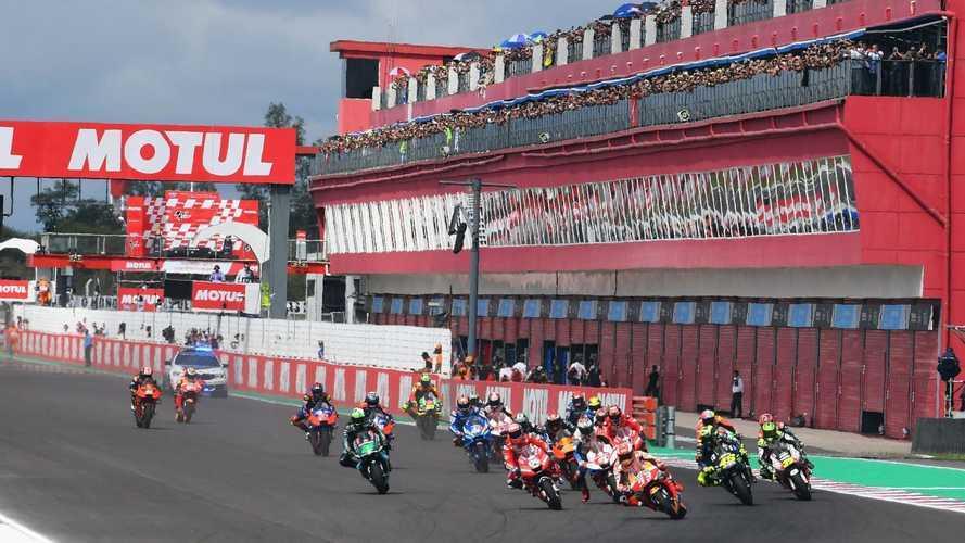 MotoGP Finalizes 2021 Calendar By Canceling Argentine Grand Prix