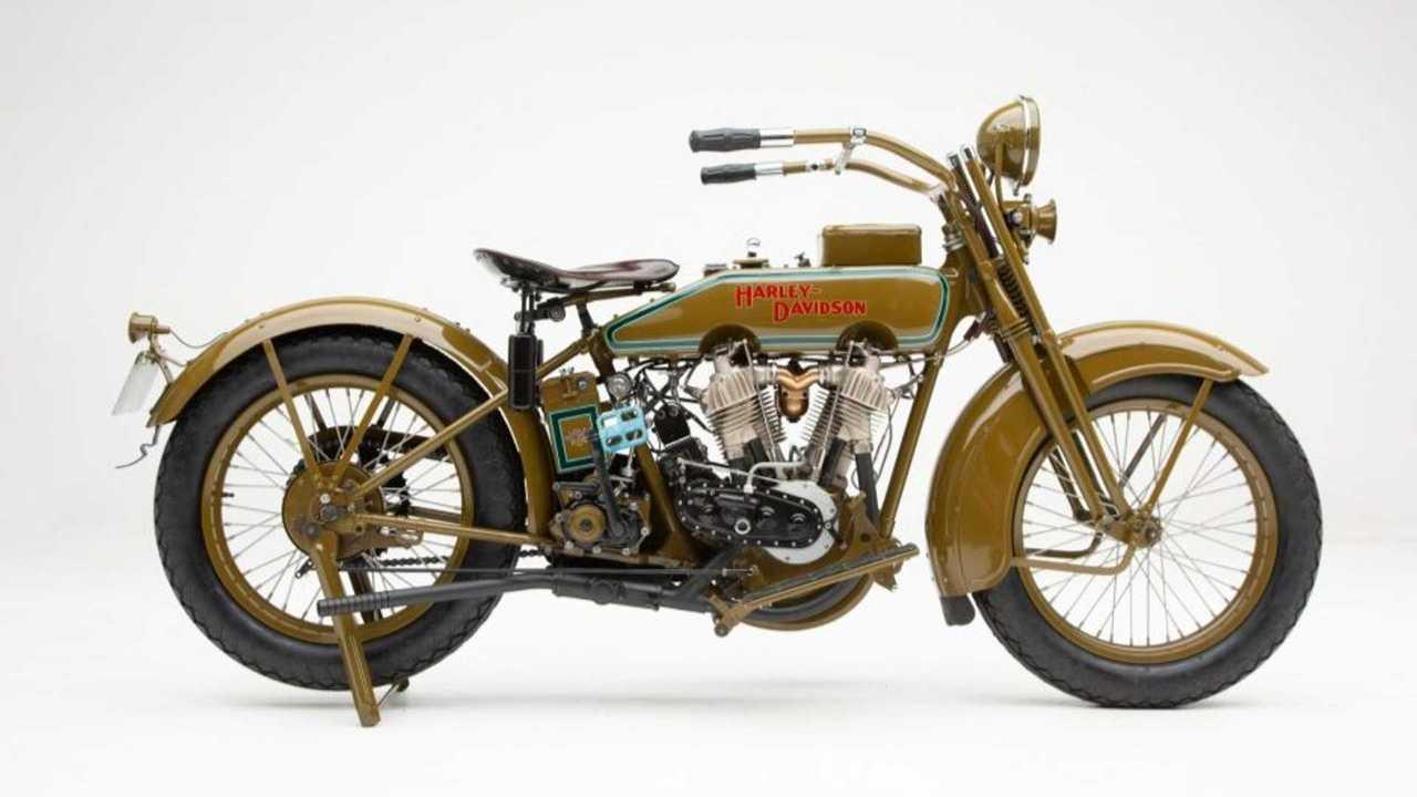 1920 Harley-Davidson Model J