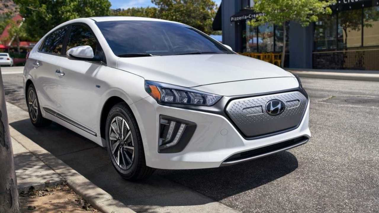 2. Hyundai Ioniq Electric