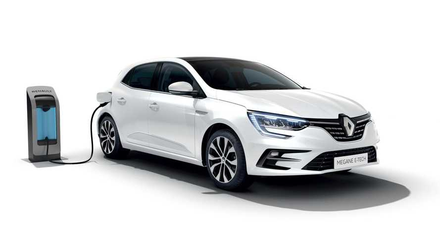 Renault Megane axes ICEs in the UK, is now PHEV-only