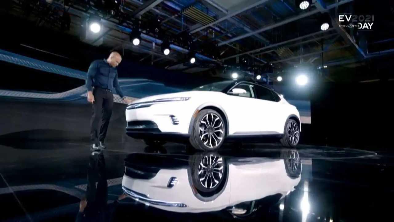 Chrysler Airflow возможный тизер производственной версии