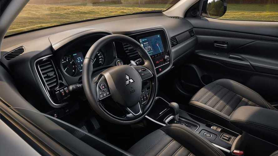 Mitsubishi Outlander 2021 модельного года для России