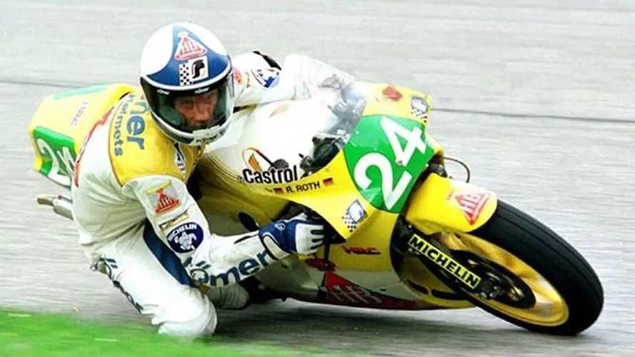 Former German Grand Prix Racer Reinhold Roth Dead At 68