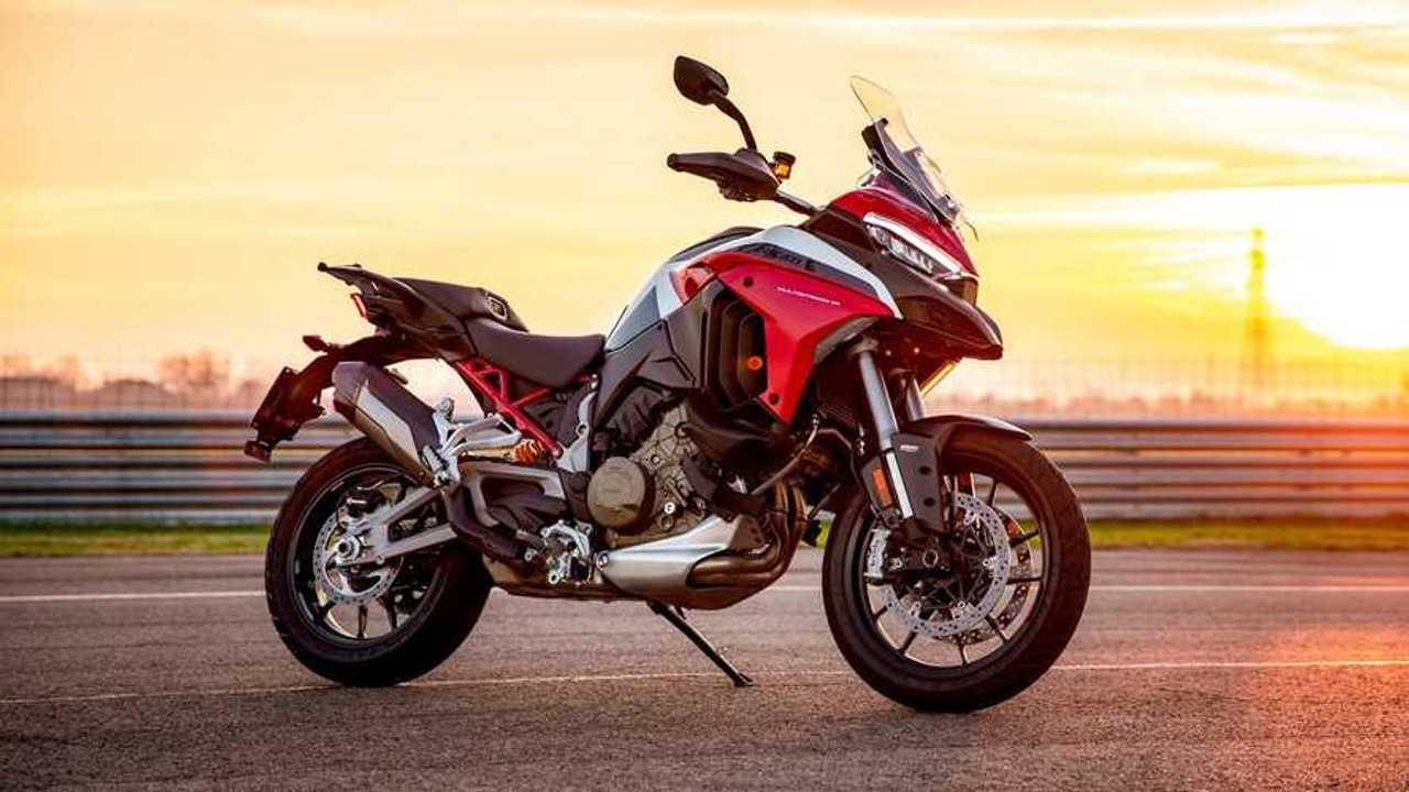 Ducati First Half 2021 Sales