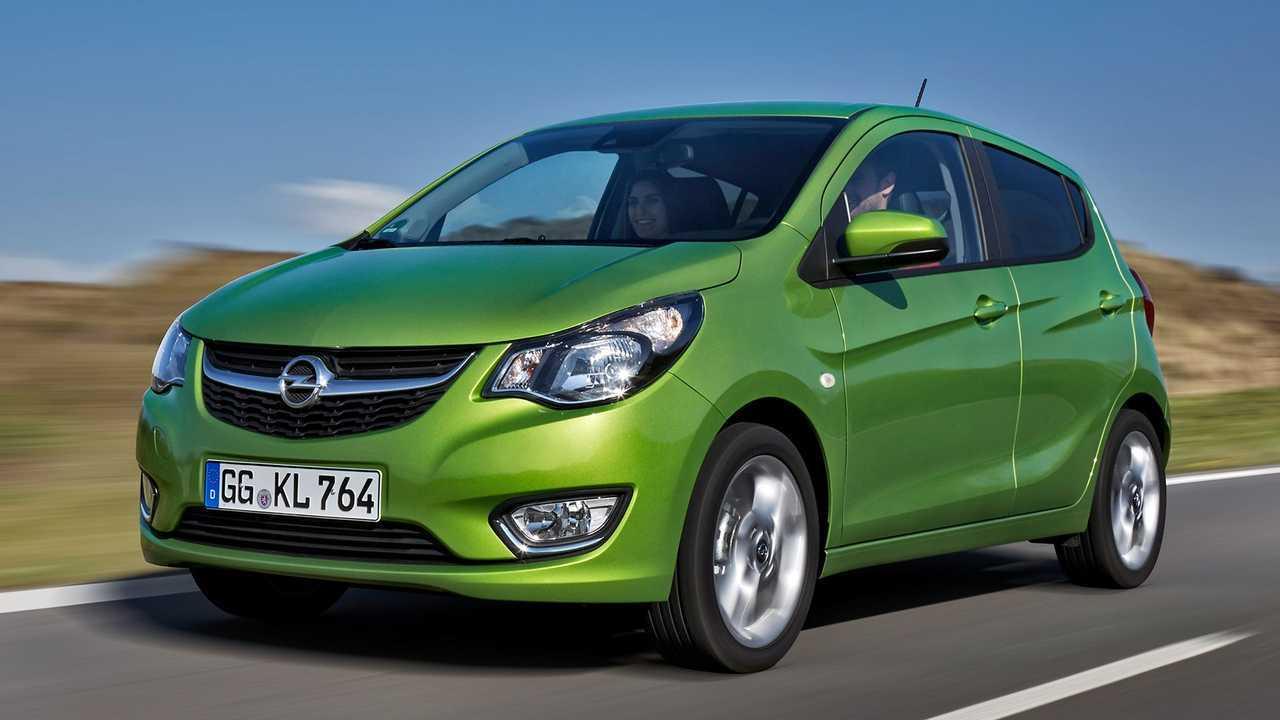 Opel Karl (2015 - 2019)