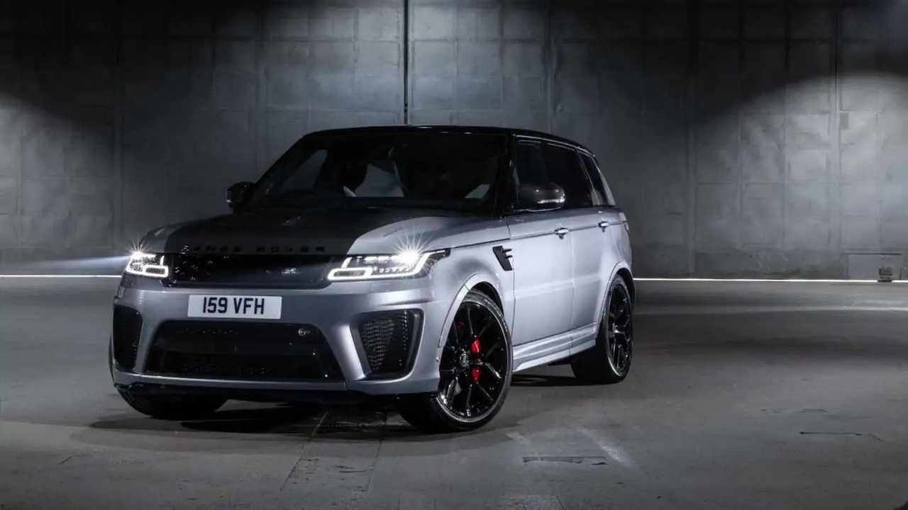 Range Rover Sport SVR Carbon Edition 2022