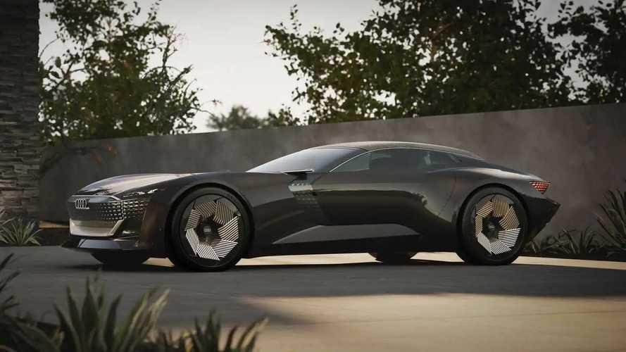 """Audi skysphere, la concept """"2 in 1"""" che anticipa il futuro"""