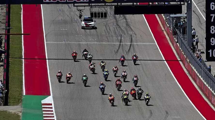 Horarios especiales para el del GP de las Américas de MotoGP