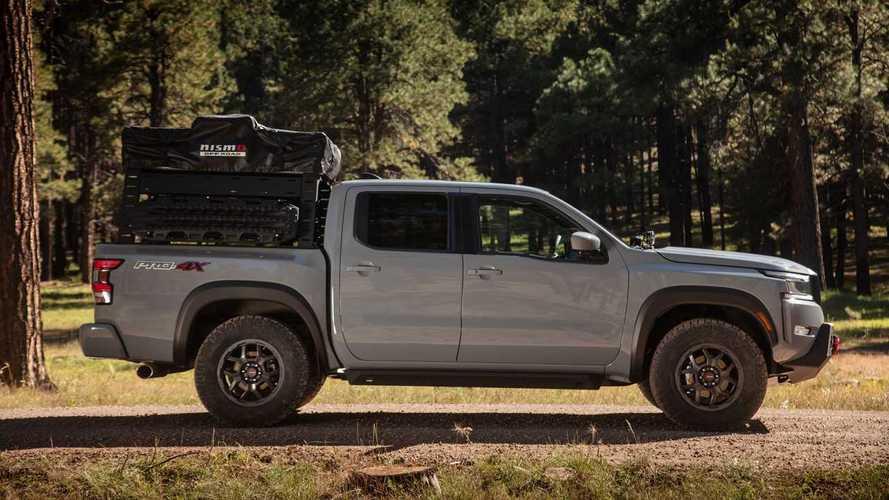 Aksesori Nismo untuk Nissan Frontier 2022