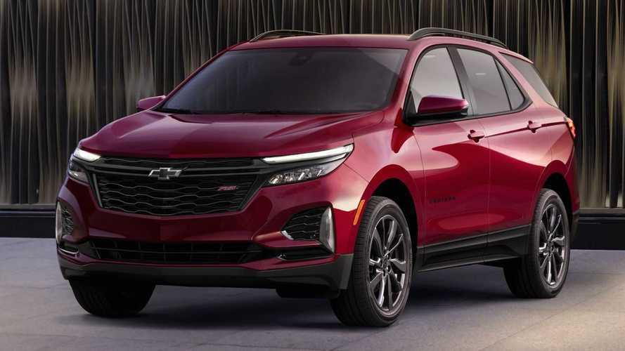 GM confirma SUVs elétricos Equinox e Blazer para bater a Tesla