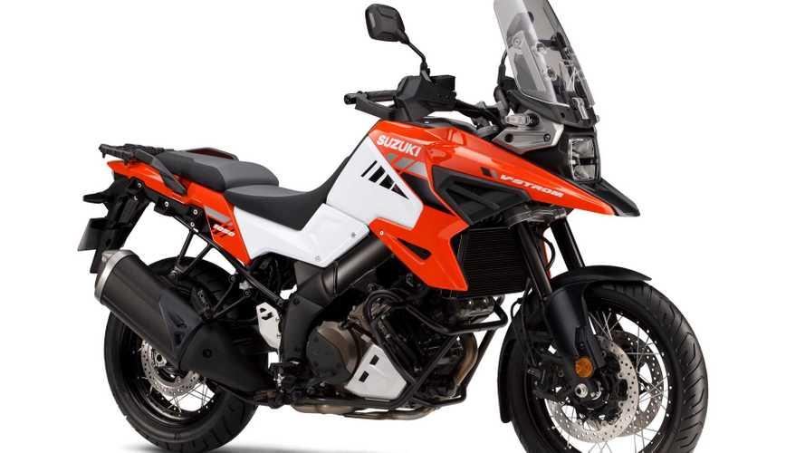 Suzuki V-Strom 1050XT 2022 - Brasil