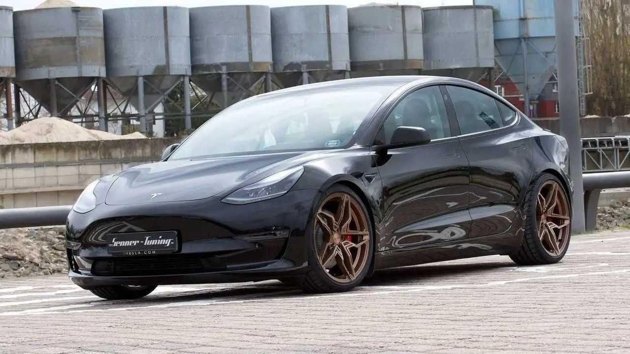 Tesla Model 3 By Senner Tuning 0