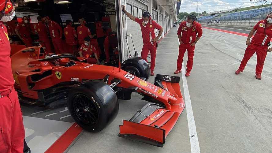 "F1, Test Pirelli 18"": oltre 7 gp per Ferrari, Mercedes e Mclaren"