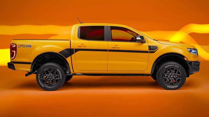 """Ford Ranger """"Splash"""" versiyonu görünüm paketi olarak geri dönüyor"""