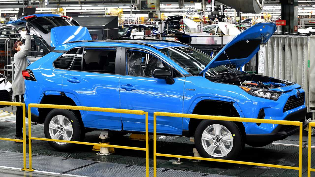 Toyota Production Pause