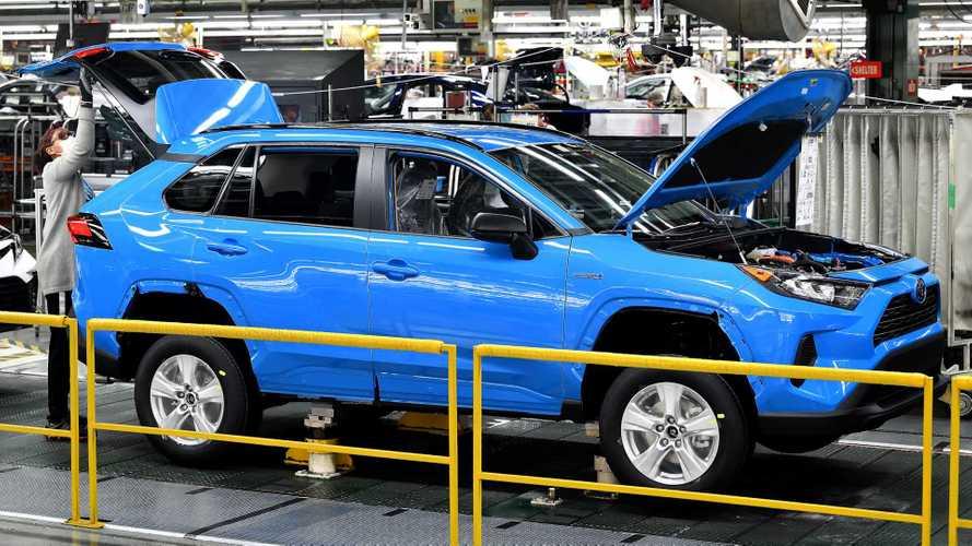 Fornecedora de Toyota e Honda alerta para falta de chips em 2022