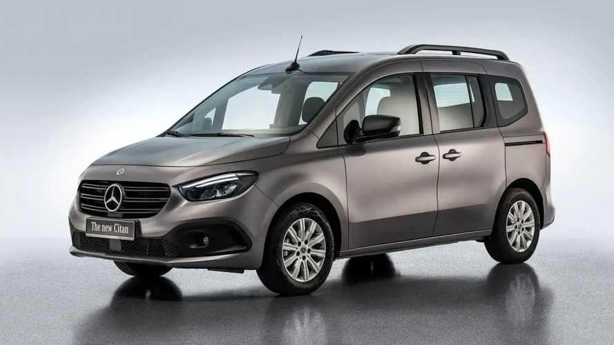 Mercedes Citan Micro-Camper (2021)
