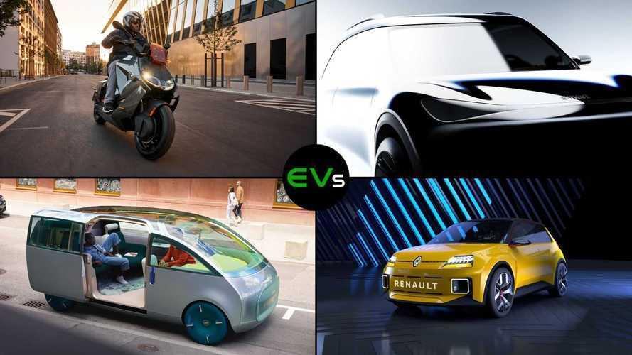 Veja os carros elétricos que estarão no Salão de Munique 2021