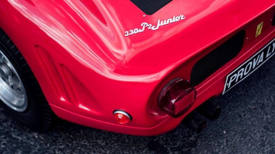 Ferrari 330 P2 Le Mans 1969 Kart Réplica