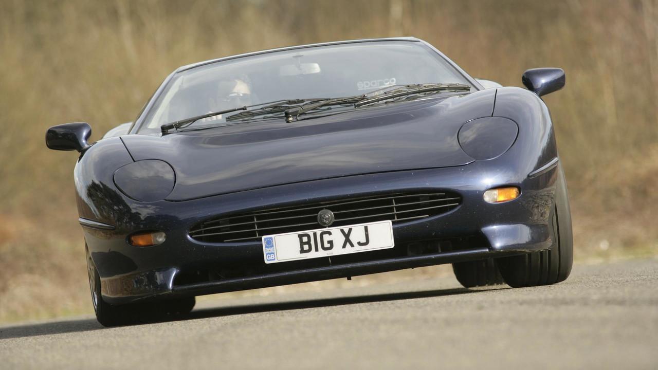 Gallery: Jaguar XJ220