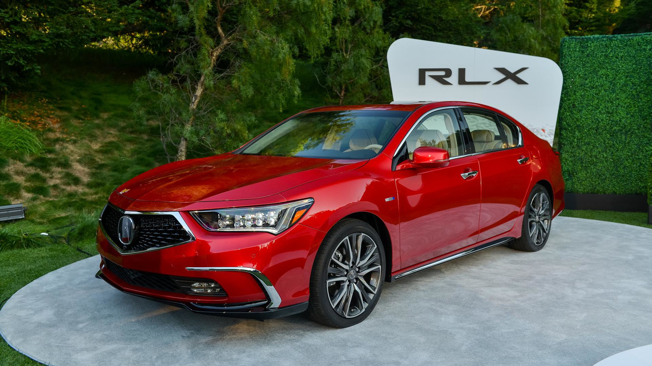2018 Acura RLX - Monterey