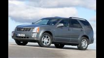 Neuer Cadillac SRX