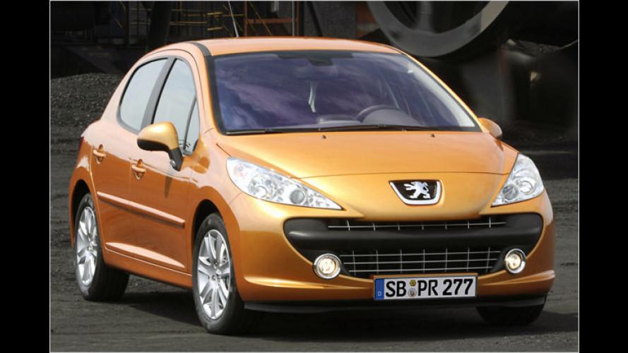 Bargeld-Aktion bei Peugeot wird fortgesetzt