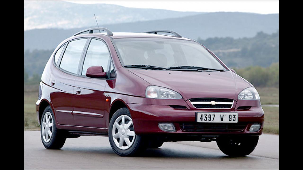 Chevrolet Rezzo (bis 2008)
