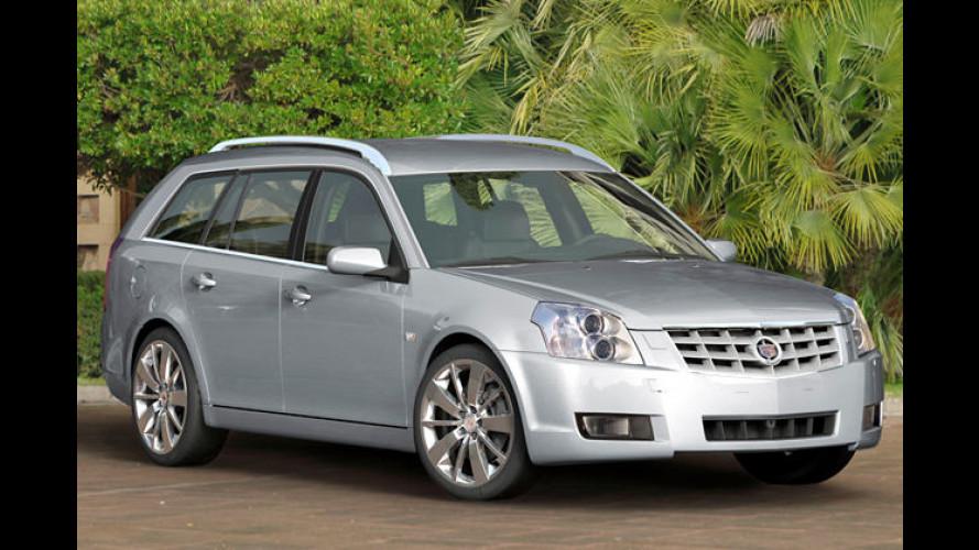 Erster Kombi: Cadillac nennt Preise für den BLS Wagon
