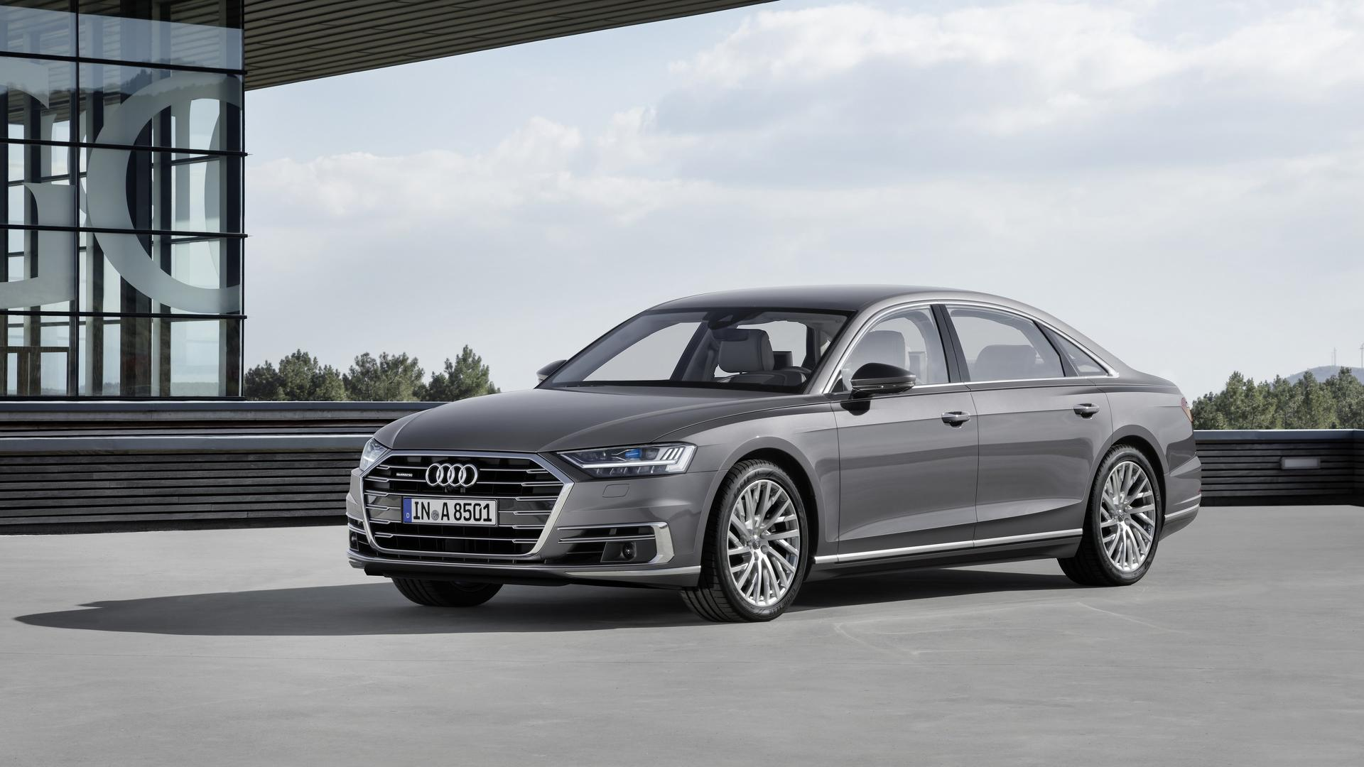 Audi A8 News And Reviews Motor1 Com