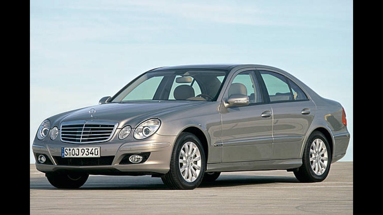 Mercedes E 200 NGT Bivalent Classic Automatik (Erdgas)