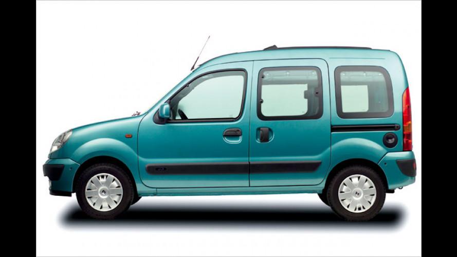 Renault Kangoo Carpe Diem (2005): Kompakter Camper