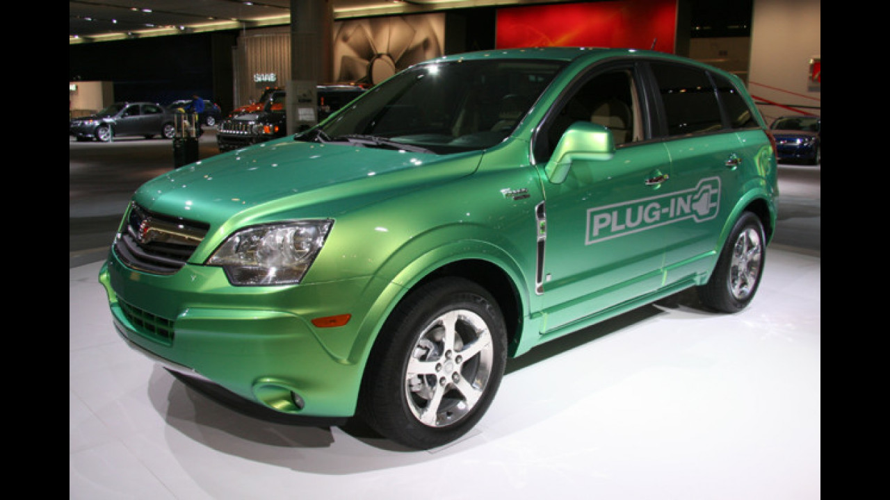 Saturn Vue GreenLine Plug-In