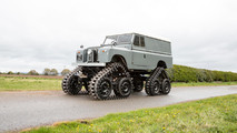 1958 Cuthbertson Land Rover