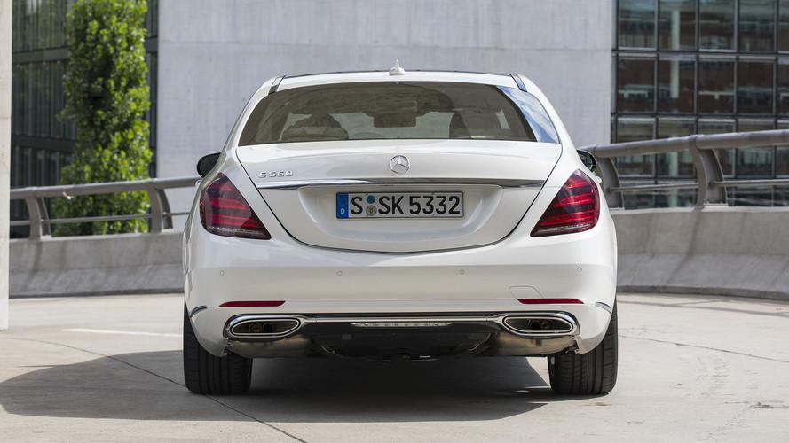 2018 Mercedes Benz S Cl First Drive
