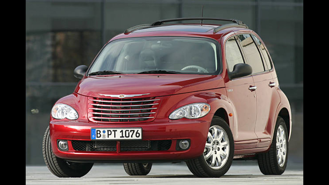 Platz 30: Chrysler PT Cruiser 2.4 Touring