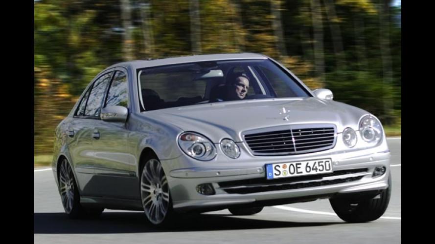 Mercedes E-Klasse: Individualisiert ab Werk