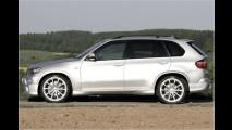 BMW X5: Hart gemacht