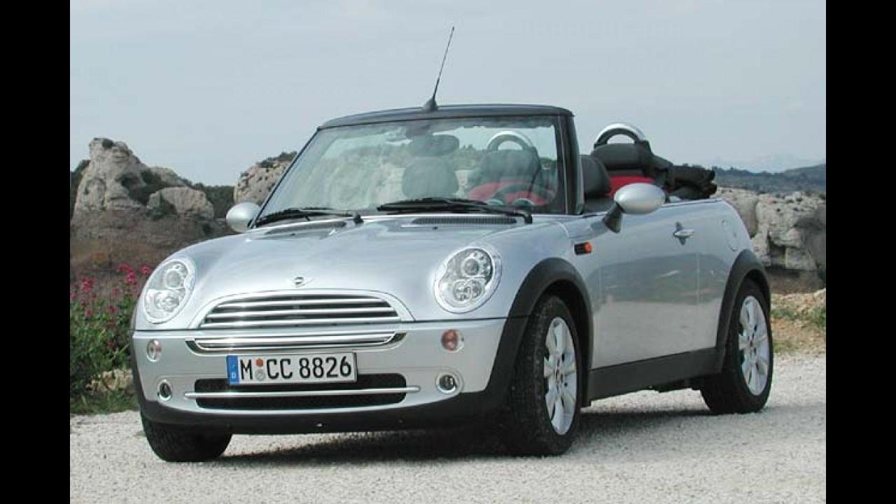 Test Mini Cooper Cabrio
