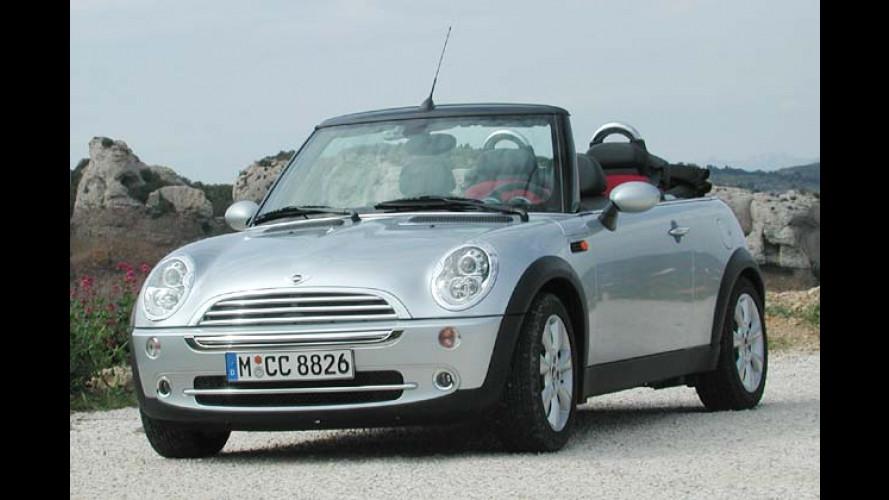 Mini Cooper Cabrio: Schicker kleiner Kurvenkönig